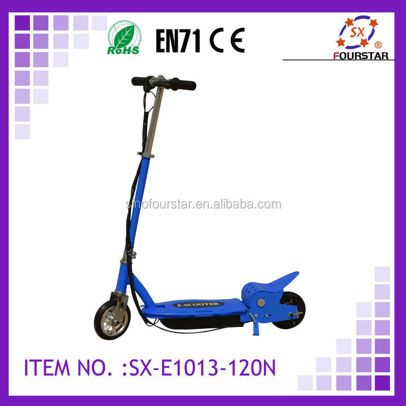 China Manufacturer Children Used 2 Wheel Mini Stand Up Electric Scooter Without Seat SX-E1013-120N