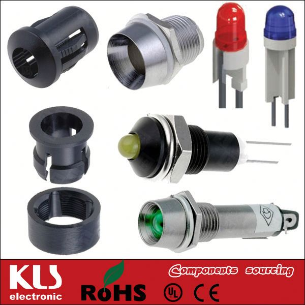 Good quality 5mm led holder UL CE ROHS 027 KLS