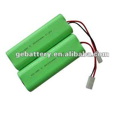 NiMH Cylindrical Rechargeable Batteries