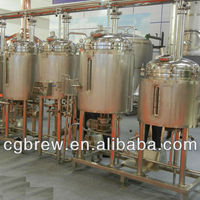 Commercial Service Restaurant Equipment Brewing 300L