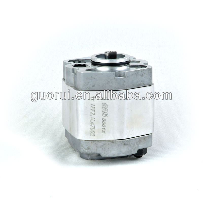 single phase hydraulic motor and pump for hydraulic