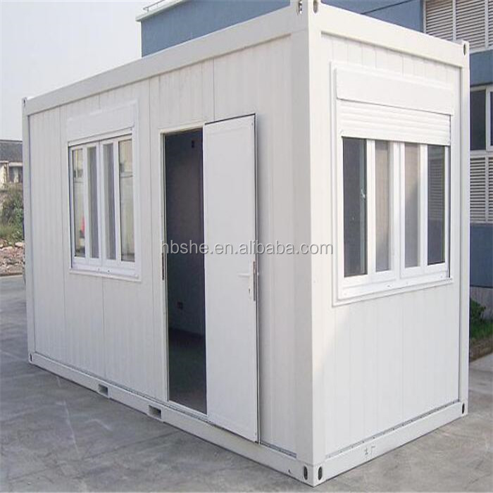 Low price cheap quick assembled insulation container house for sale