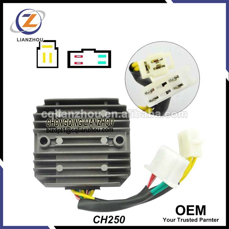 CH250 Voltage Regulator Rectifier for Honda