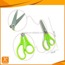 Stainless steel scissors high quality safety student scissor