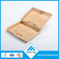 Custom made corrugated box for appliances packing