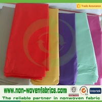 Waterproof materials for clothing nonwoven fabric raw material