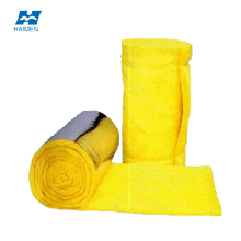 fiberglass temperature range insulation blanket glass fiber density kg m3