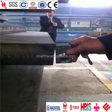 high strength steel elastic modulus