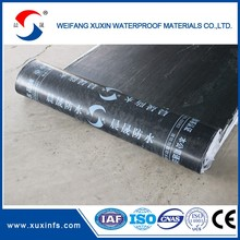 SBS /APP modified bitumen waterproof membrane asphalt roofing factory