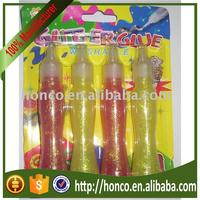 Stationery and non-toxic glitter glue pen