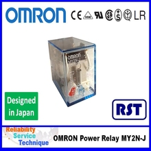 Original reverse power omron relay 15a power omron relay MY2N-J omron relay