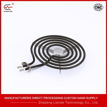 Electric Kettle stainless steel Electric heater parts Tubular Heating elements