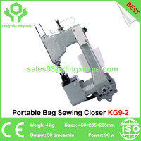 Good Price Portable Bag Sewing Closer Sewing Machine