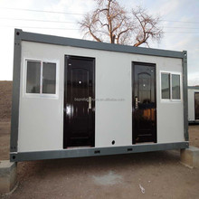 20ft flat pack container house for office