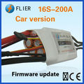 16S and 200A fliermodel brushless ESC for car