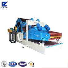 centrifugal pump slurry mud dewatering and recycling sand washer from LZZG