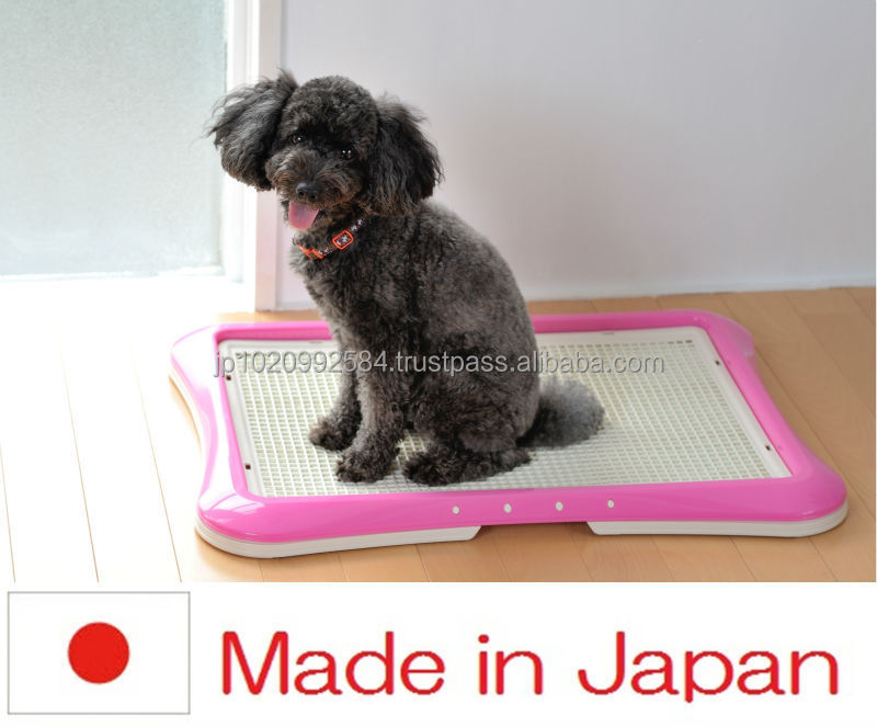Durable galvanized pet cage pet diaper with multiple functions made in Japan