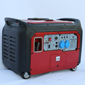 Power Machine Silent Type Low Noise Gas and Gasoline 3KW Inverter Generator