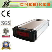 deep cycle 10ah e-bike battery 36 volt lithium battery pack