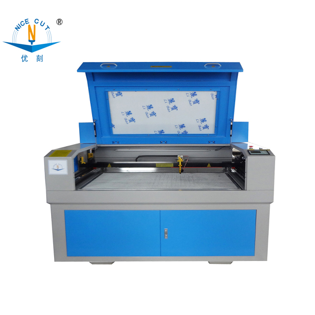 NC-S1390 mini cnc co2 laser cutting and engraving machines for nonmetal