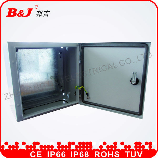 wall mount metal enclosure/sheet metal enclosures for electronics/metal case enclosure