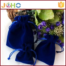 China Supplier Customized Wholesale Popular Colorful Velvet Presentation Jewlery Gift Shoe Eco Bag