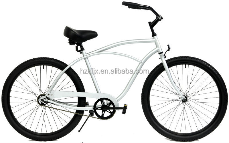 Wholesale Chinese bicycle frame beach cruiser bicycle made in china