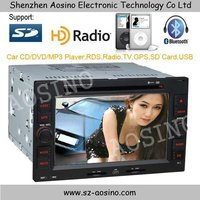 Special VW SHARAN Car DVD Player/car radio 2 din 6.2inch touchsreen GPS