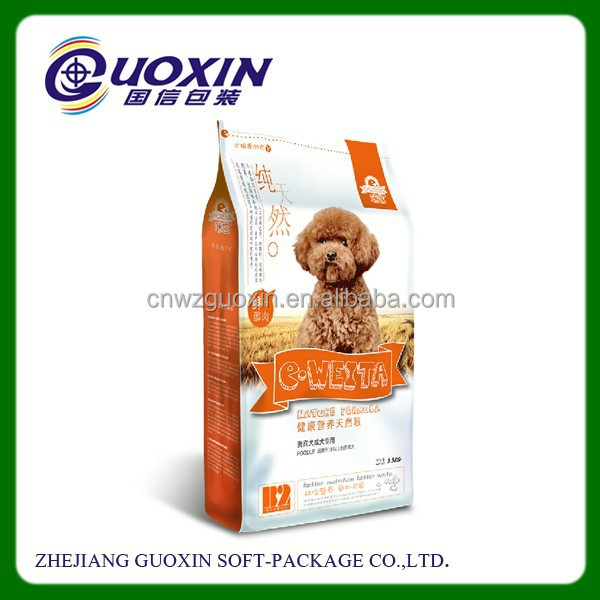 factory direct sale plastic food packaging packaging bags dog food