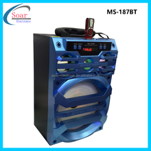 Self Powered portable bluetooth Speakers ,active speaker MS187BT