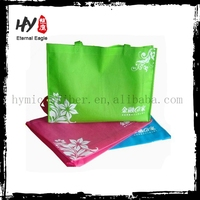 Multifunctional 2016 hot sale non-woven bags, tote shopping bag, popular recycle shopping bag for wholesales