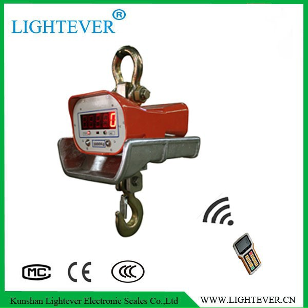 LIGHTEVER heavy duty weighing scale for steel mill