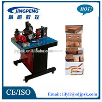 400V/50HZ Jinan Three functions bus bar working machine For electric panel manufacturing