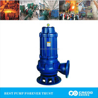 QW series submersible sewage pump, 12v dc submersible water pump