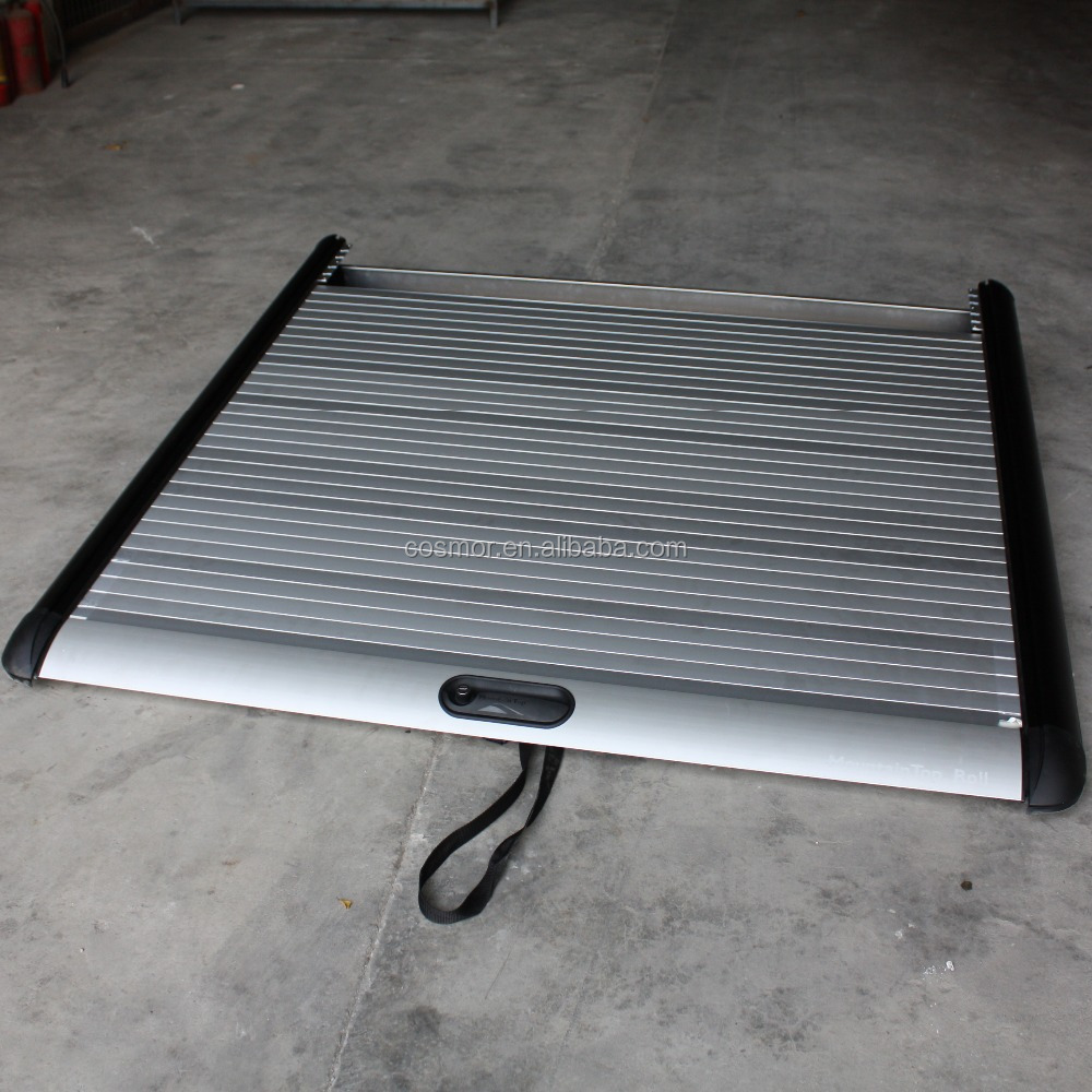 Roll Up Bed >> Aluminum Roll Tonneau Cover For Pick Up Truck - Buy Aluminum Roll For Pick Up,Aluminum Tonneau ...