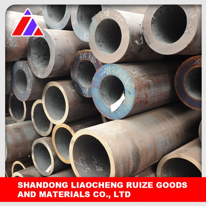 China Supplier A335 P11 Seamless Boiler Steel Pipe