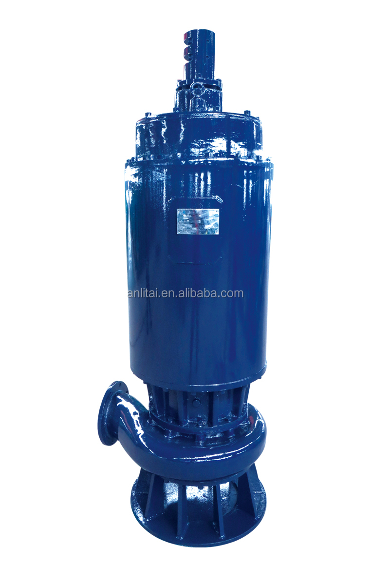 WQB electric centrifugal submersible pumps price