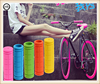The new 2015 candy color dead flying bicycle grips