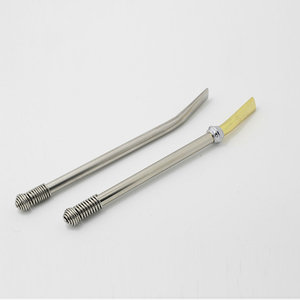 High quality chinese factory price straight stainless steel drinking straw