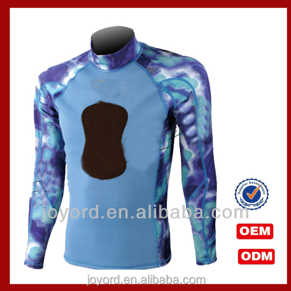 Custom unique skin good quality rash guard mma