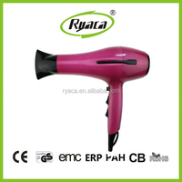 hot dog hair dryer professional DC motor hair dryer 2200W
