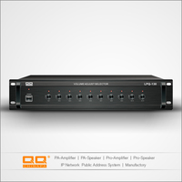 OEM ODM 10 Channel Volume Control With Relay LPQ-130