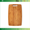 Bambu Carving Board with groove and handle