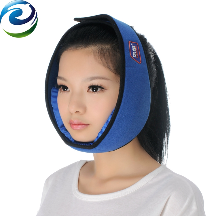 Medical Use High Efficiency Soft Tissue Injury Face Ice Pack for Personal Use