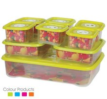 one set square insulated hot food plastic container/storage box