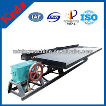 Best Price Placer Gold Sorting Shake Table