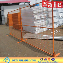 australia/canada type portable removable fence temporary fence/temporary metal fence panels