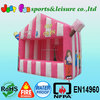 popcorn, cotton candy & ice cream booth/cheap inflatable booth tent