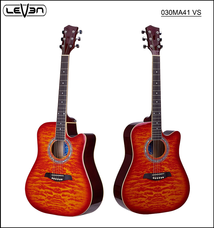 cheap price china wholesale OEM acoustic guitar
