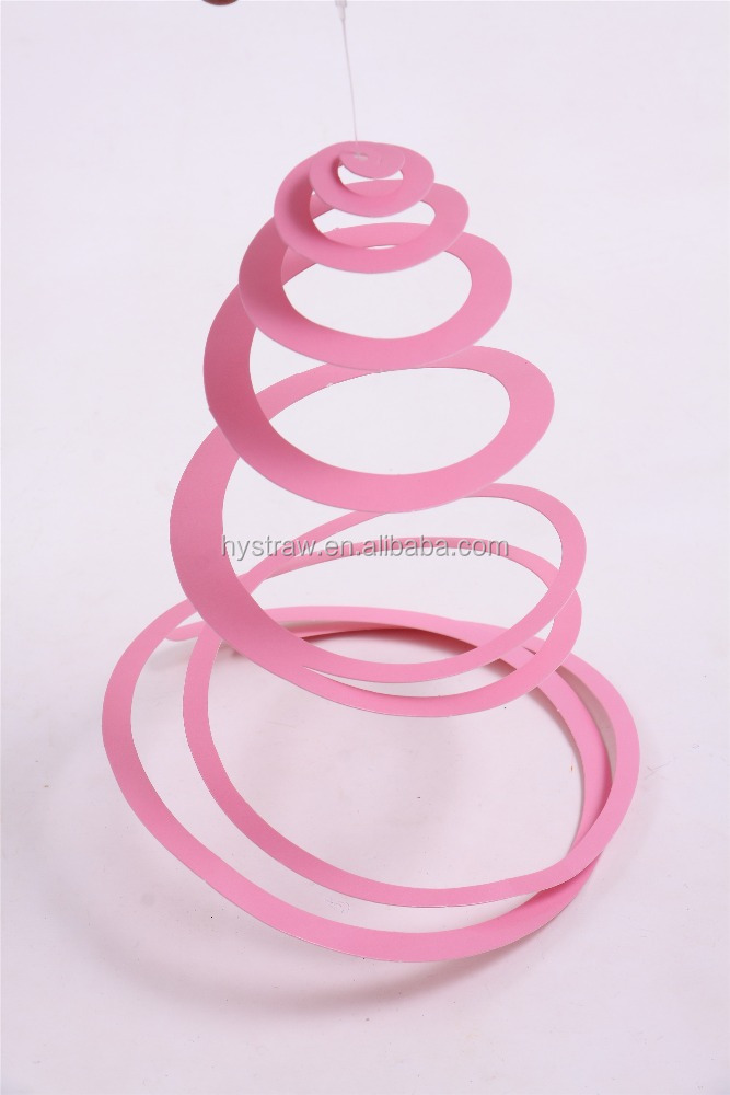 paper swirl hanging decoration of party paper cutting decoration